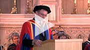 University of Roehampton Honorary Degree Acceptance Speech